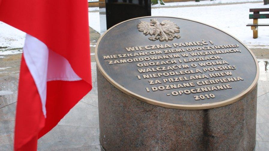 73. rocznica wyzwolenia Opoczna
