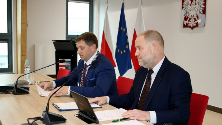 Sesja Rady Powiatu Opoczyńskiego