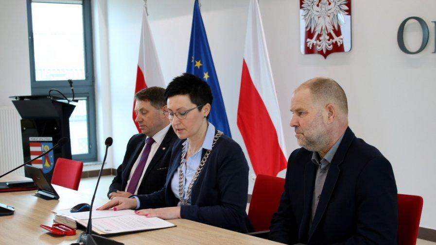 Nadzwyczajna Sesja Rady Powiatu Opoczyńskiego