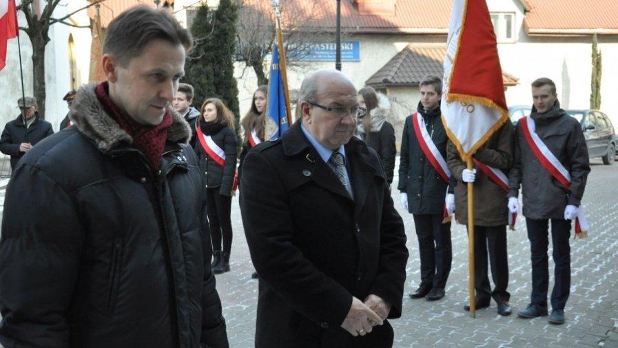 Obchody Narodowego Dnia Pamięci Żołnierzy Wyklętych w Opocznie