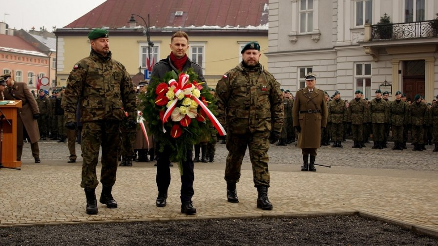Obchody 99. rocznicy śmierci płk. Leopolda Lisa-Kuli w Rzeszowie