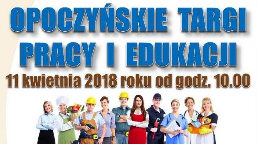 Opoczyńskie Targi Pracy i Edukacji