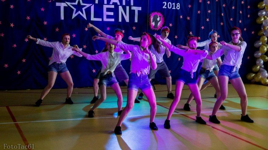 """V Jubileuszowy konkurs """"Ja też Mam talent 2018"""""""