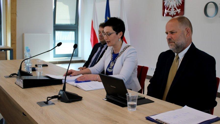 Obrady XLIII Sesji Rady Powiatu
