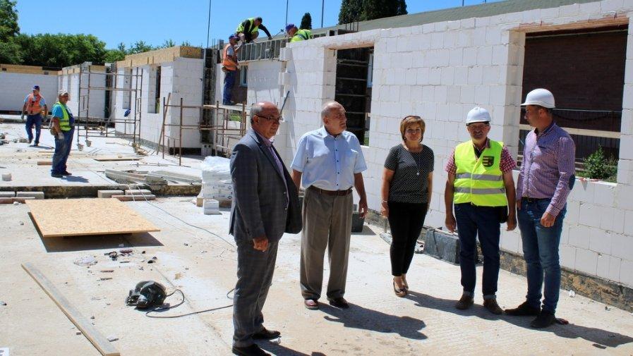 Powiat buduje nowy DPS w Drzewicy
