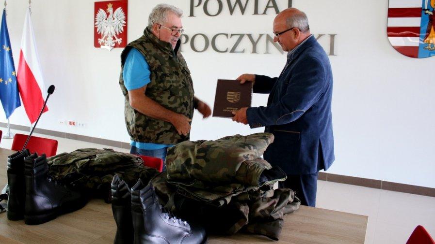 Powiat wspiera Społeczną Straż Rybacką