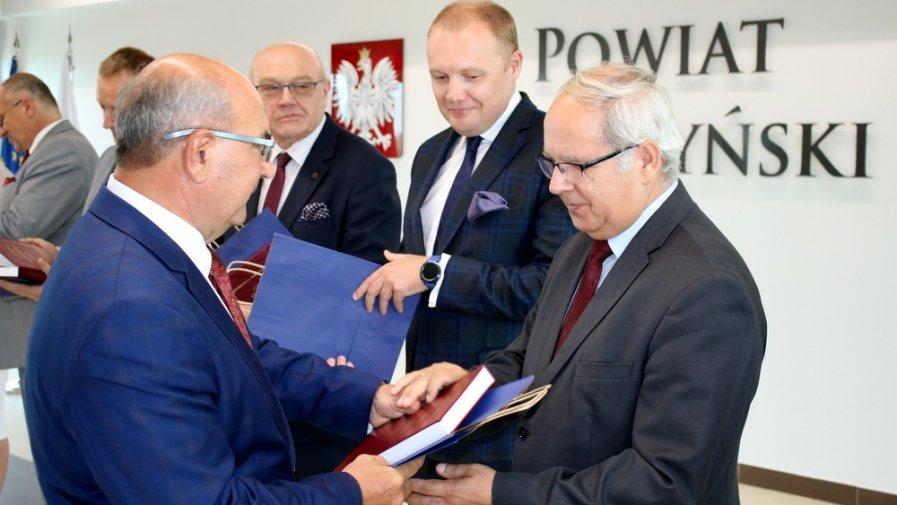 Uroczysta Sesja Rady Powiatu Opoczyńskiego