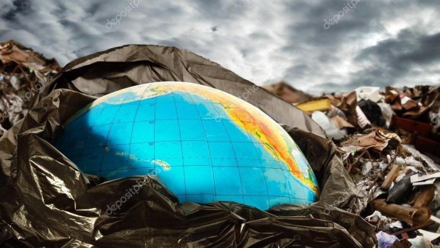 Historyczne zanieczyszczenia powierzchni ziemi