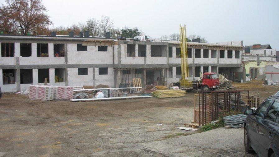 Realizacja projektu w Mroczkowie -  III kwartał 2018r.