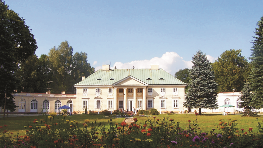 Pałac w Białaczowie