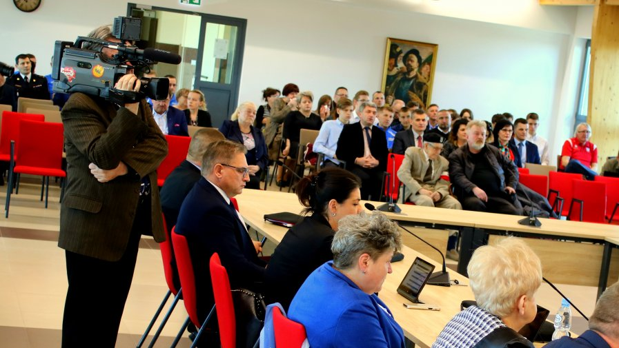 VII Sesja Rady Powiatu Opoczyńskiego VI kadencji