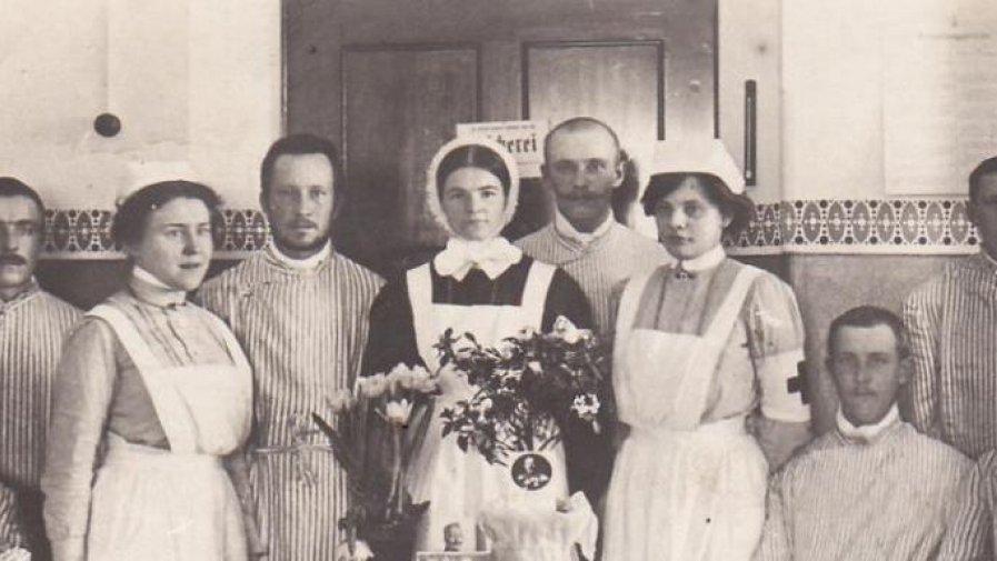 """Uroczystości """"100-lecie odrodzonego lecznictwa szpitalnego w Opocznie"""" - 8 kwietnia 2019 r."""