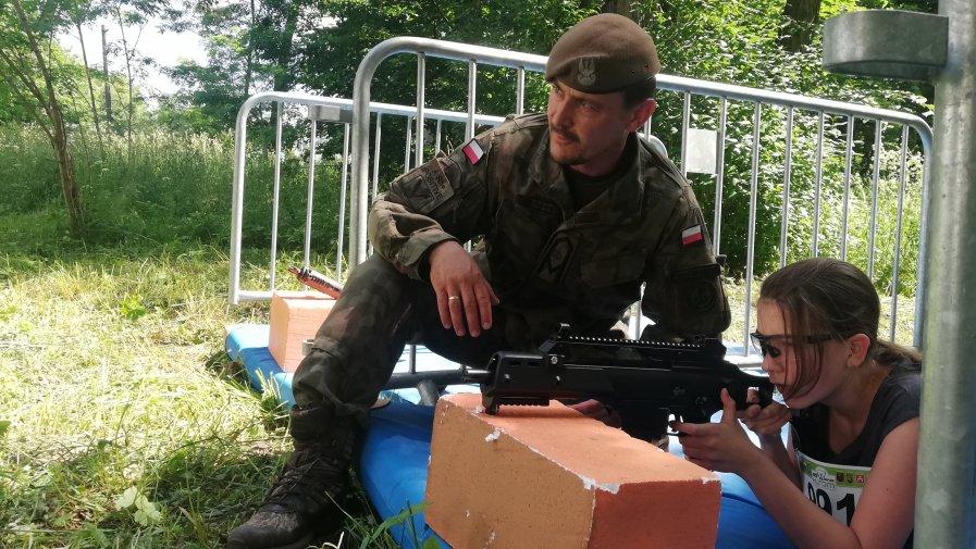 7 czerwca 2019 roku w Powiatowym Centrum Kształcenia Zawodowego i Ustawicznego w Mroczkowie Gościnnym odbył się VI Bieg Militarny o Puchar Dowódcy 9 Łódzkiej Brygady Obrony Terytorialnej płk Pawła Wiktorowicza.