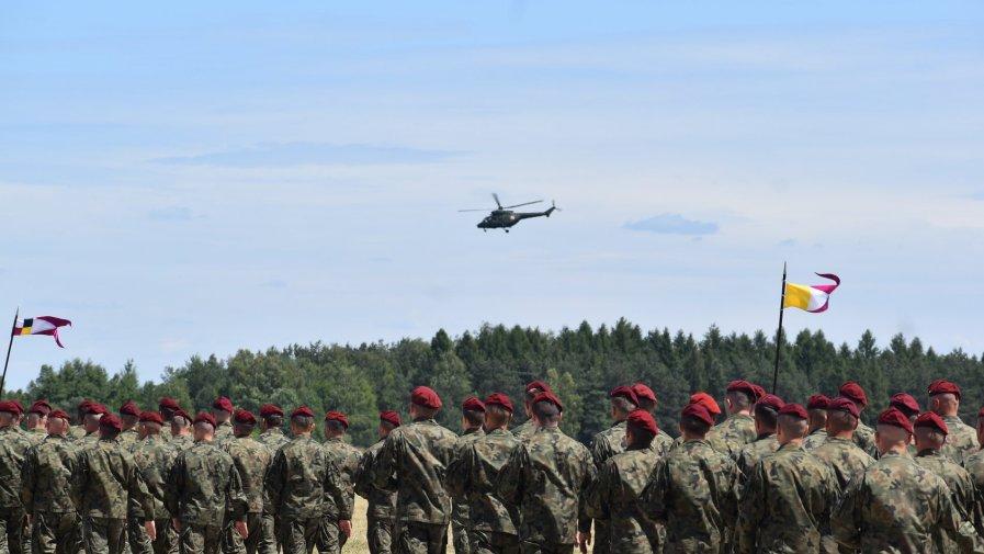 W dniach 28-29 czerwca w garnizonie Tomaszów Mazowiecki odbyły się uroczyste obchody święta 25 Brygady Kawalerii Powietrznej.