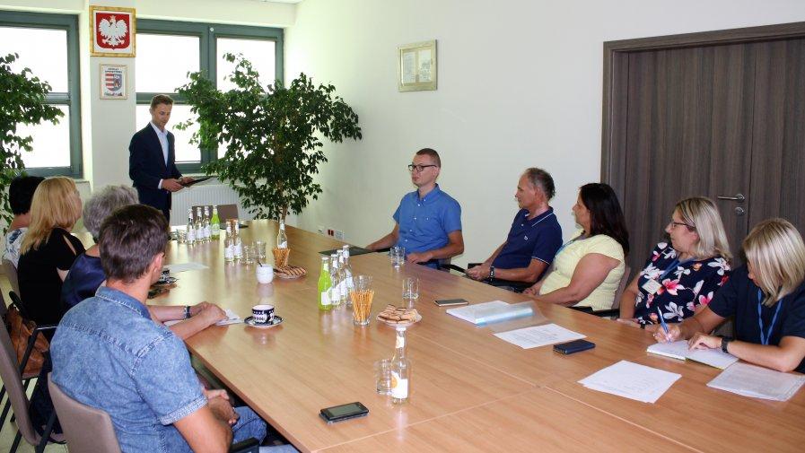 Powołanie Powiatowej Społecznej Rady do Spraw Osób Niepełnosprawnych w Opocznie