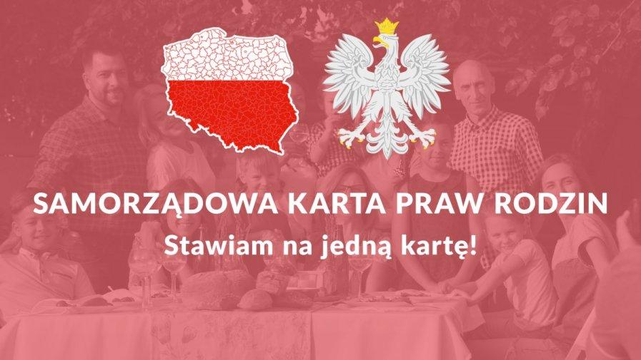 Na ostatniej Sesji Rady Powiatu Opoczyńskiego, większością głosów Koalicja PiS i OWS wprowadziła Samorządową Kartę Praw Rodzin.