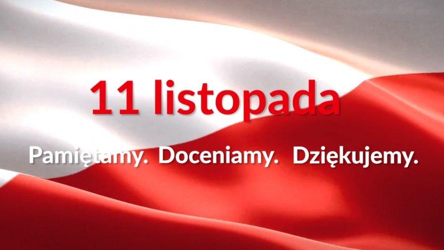 Wszystkich mieszkańców oraz jednostki organizacyjne zapraszamy na patriotyczne uroczystości w Opocznie, które odbywać się będą 11 listopada.