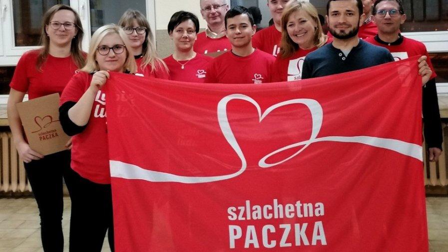 Już po raz siódmy w Opocznie a w Polsce dziewiętnasty, ruszył projekt Stowarzyszenia WIOSNA -Szlachetna Paczka.