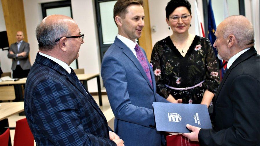 Laureat Dorocznej Nagrody w Dziedzinie Kultury