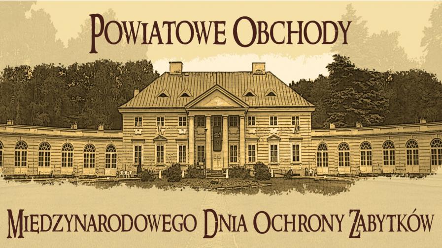 W związku ze zbliżającymi się obchodami Międzynarodowego Dnia Ochrony Zabytków Powiat Opoczyński podobnie jak w latach poprzednich organizuje 3 konkursy.