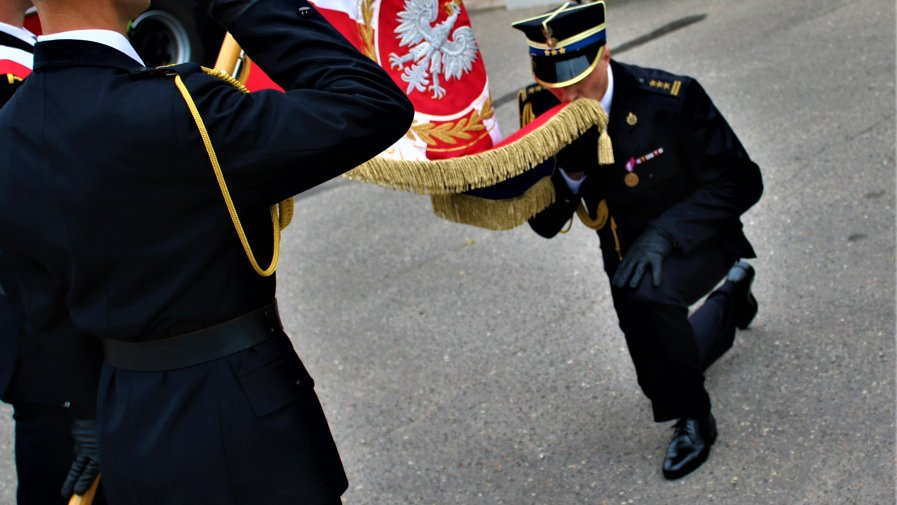St. bryg. mgr inż. Andrzej Śpiewak od dnia 10 czerwca 2020 r. został nowym Komendantem Państwowej Straży Pożarnej w Opocznie.