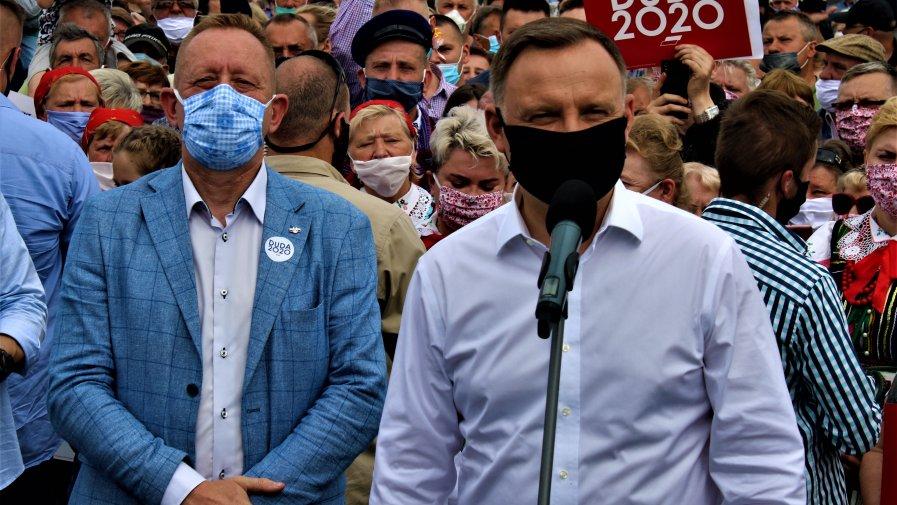 Państwowa Komisja Wyborcza podała już 100% wyników w wyborach prezydenckich w Powiecie Opoczyńskim. Najwięcej głosów zdobył Andrzej Duda – 65,90%.