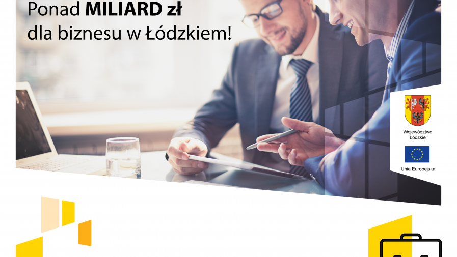 Wsparcie Biznesu w Łódzkiem
