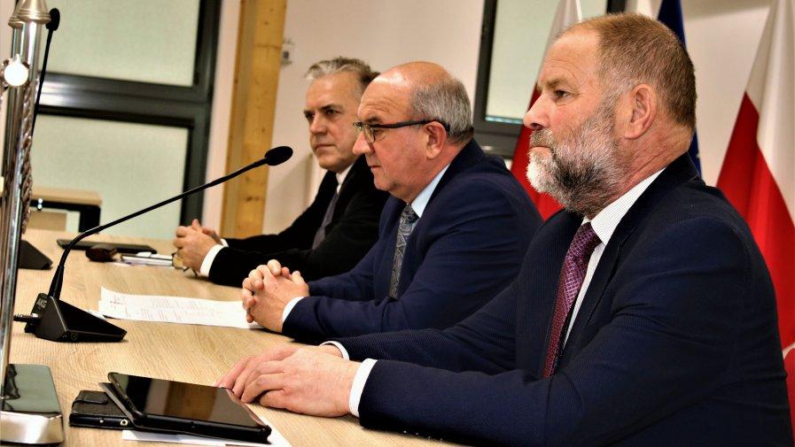 XXX Nadzwyczajna Sesja Rady Powiatu Opoczyńskiego