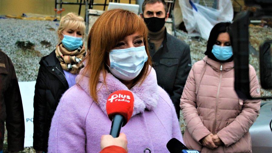 Dagmara Junknikiel - Rosiak nowym dyrektorem Szpitala Powiatowego
