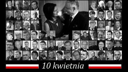 11 rocznica Katastrofy Smoleńskiej - Pamiętamy !!!