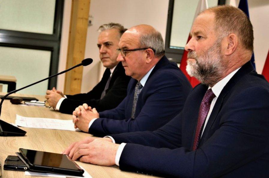 Zawiadomienie o XXXII Sesji Rady Powiatu Opoczyńskiego